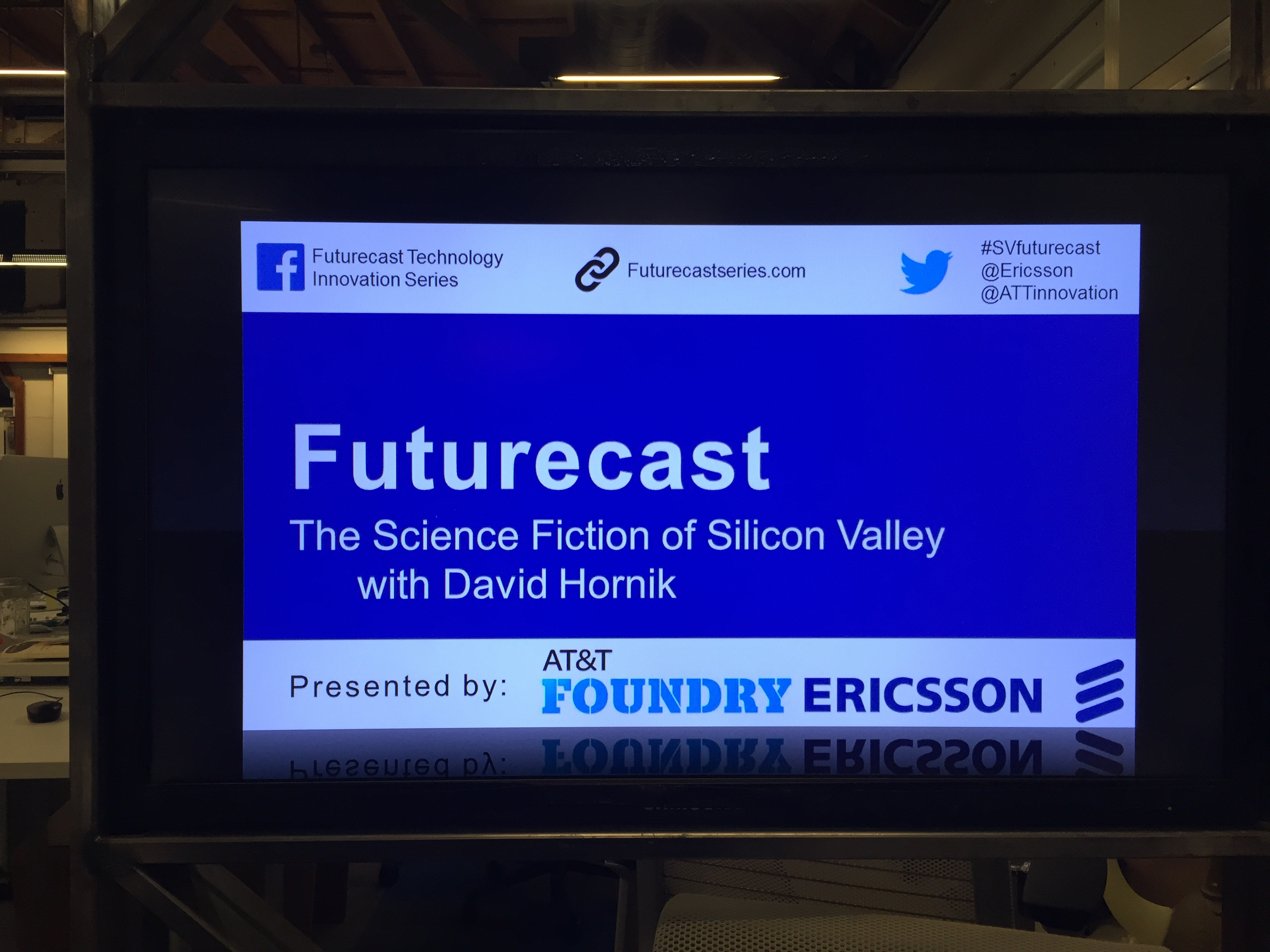 Futurecast old digital poster before rebranding