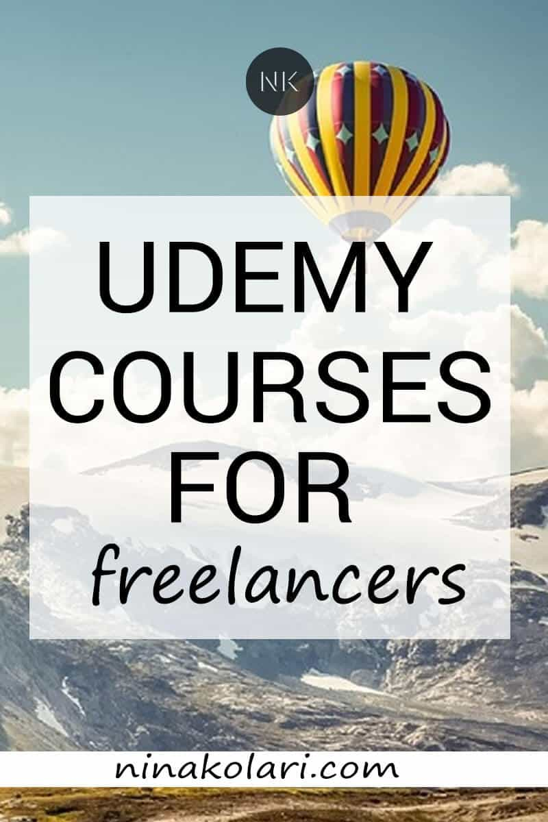 udemy courses for freelancers