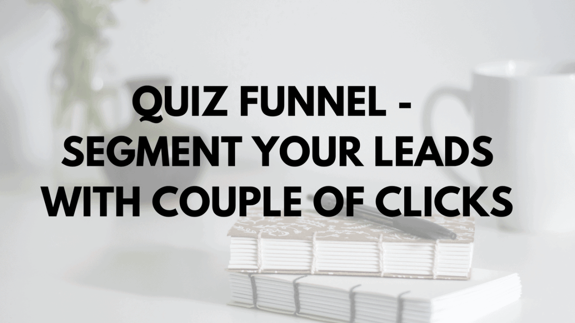 quiz funnel