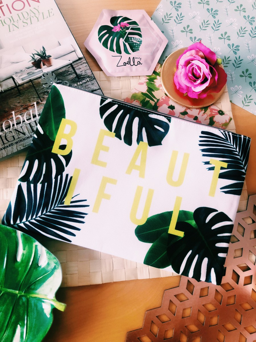 ZOELLA BEAUTY: SPLASH BOTANICS - REVIEW