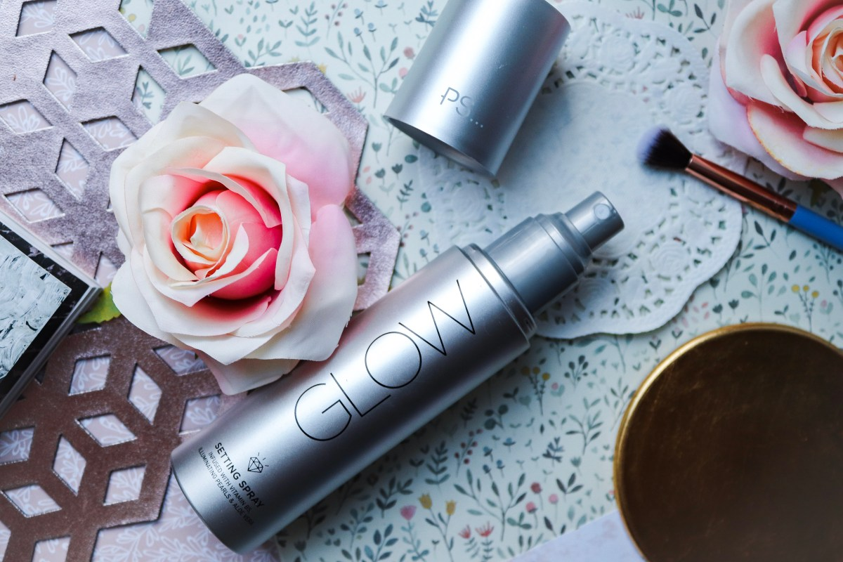 PRIMARK - 'GLOW' SETTING SPRAY - REVIEW