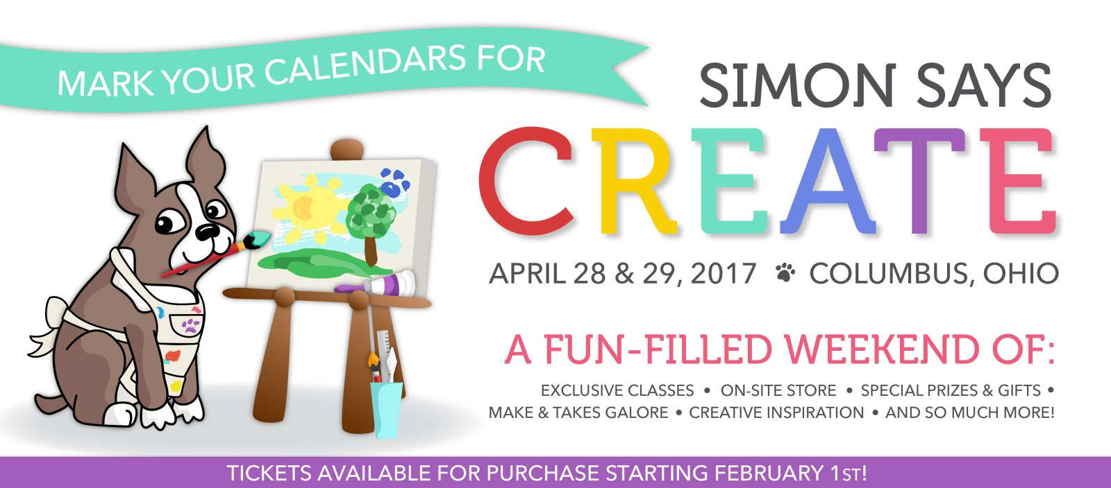 Simon Says Create | Nina-Marie Design