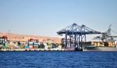 Red Sea port