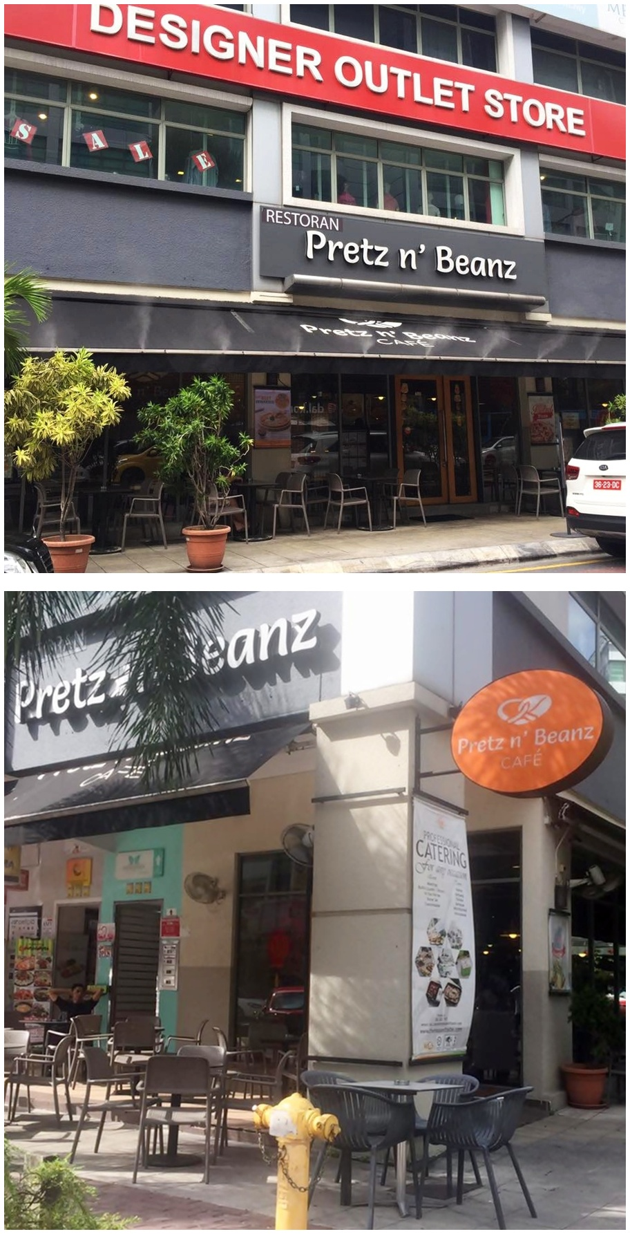 Pretz n Beanz Cafe BEST Chinese New Year Promotion