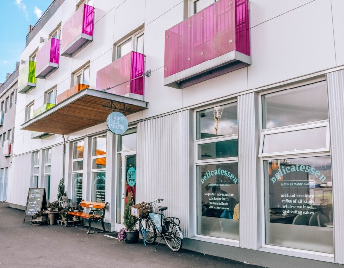 Cheap Restaurants in Reykjavik & How to Save on Food in Iceland