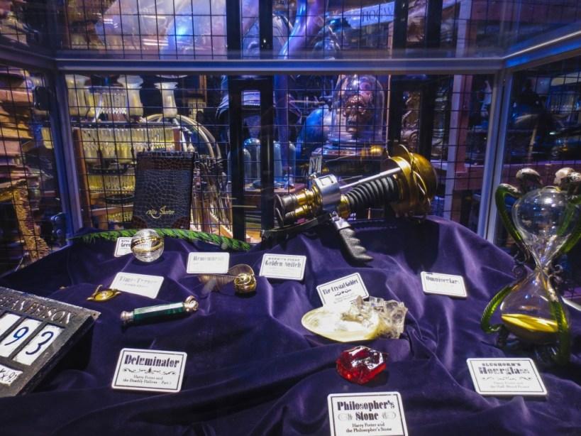 Harry Potter Studio Tour - Magical artifacts