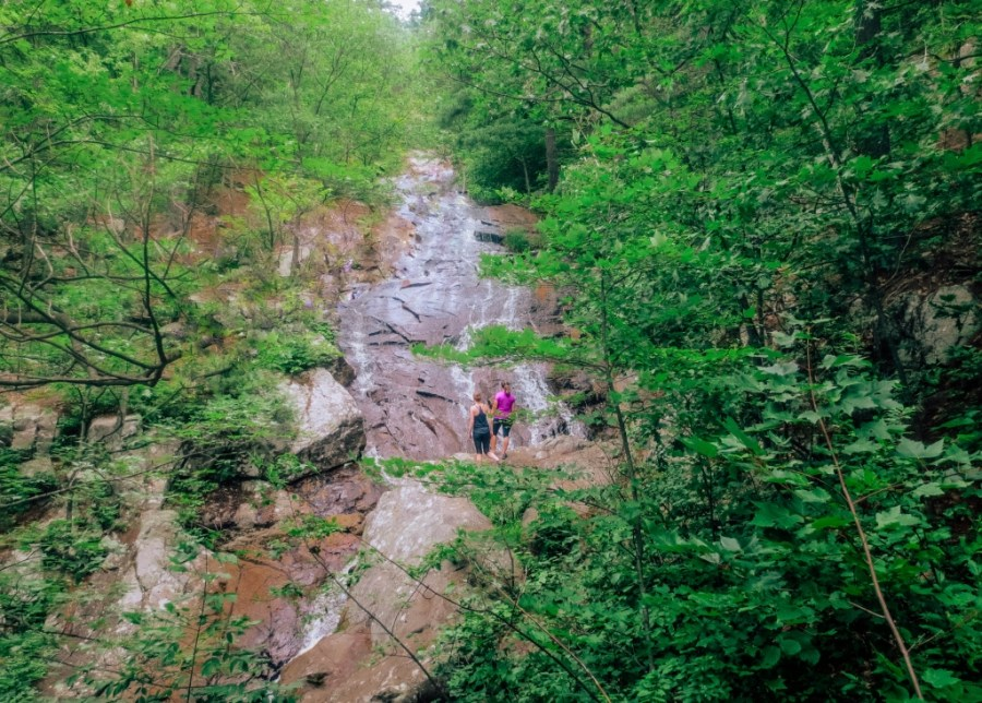 Luskville Falls Traill