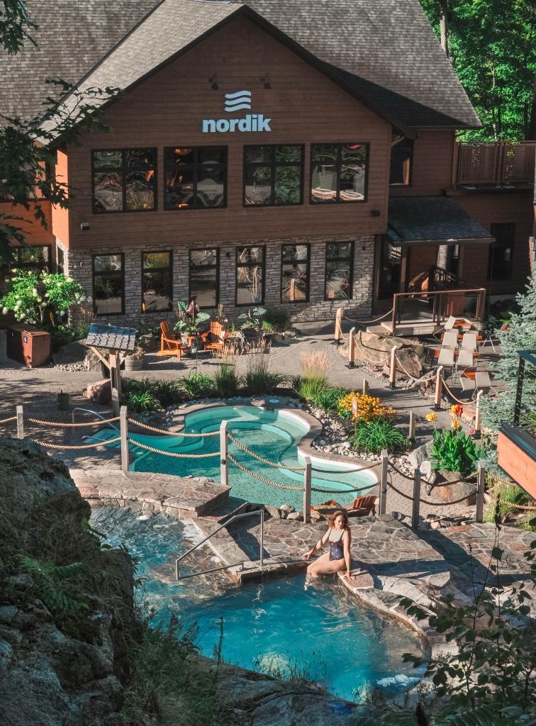 The Nordik Spa