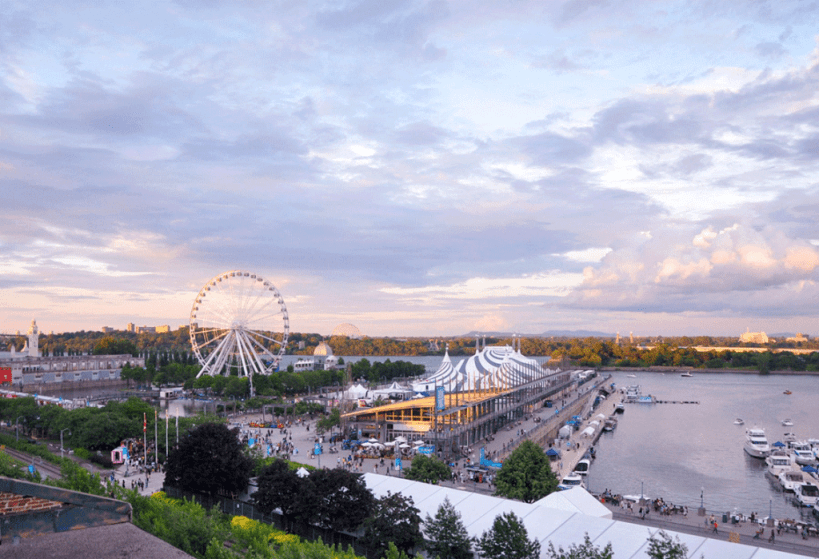 Montreal Itinerary 3 Days
