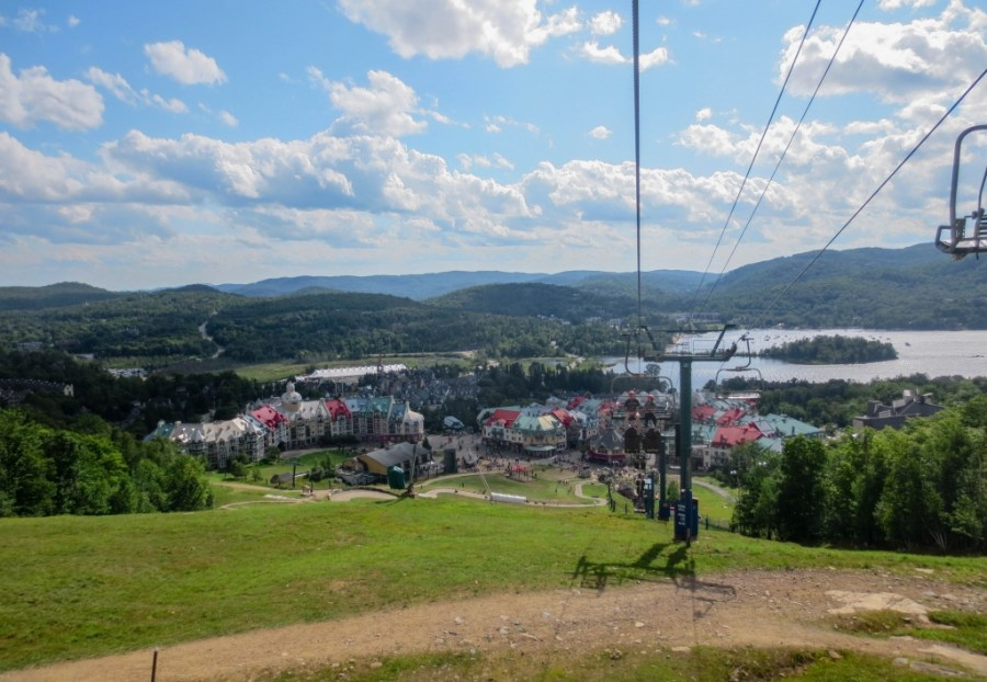 Mont Tremblant Day trip
