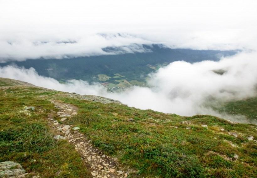 Romsdalseggen Hike Norway