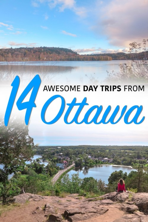 day trips from ottawa pin