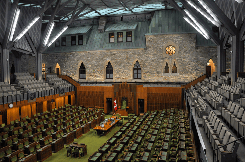 ottawa house of commons