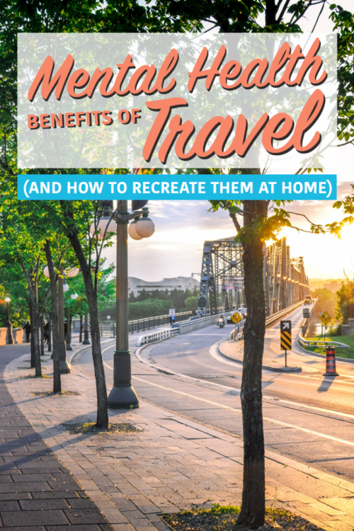 mental health benefits of travel