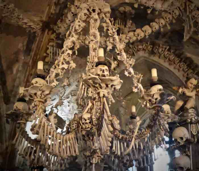 The Kutná Hora Bone Church
