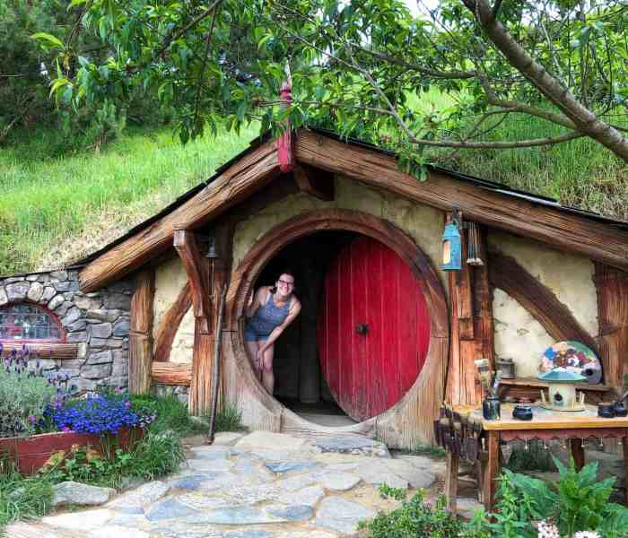 Hobbiton: A Movie Set Adventure