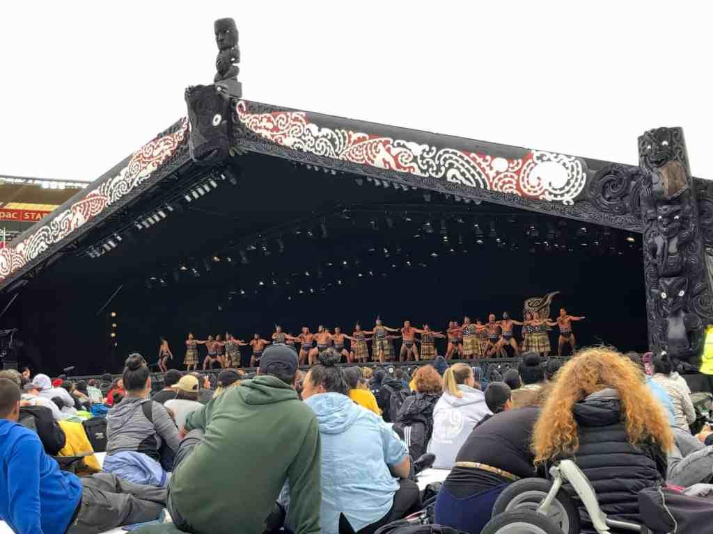 te matatini maori kapa haka festival