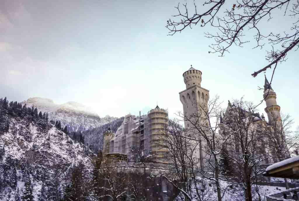 Why You Should Visit Neuschwanstein in Winter