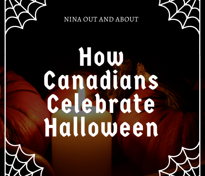 How Canadians Celebrate Halloween