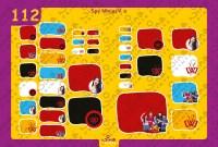 Spy Ninjas 2 Back to School Stickers/ Labels From Nina Prints