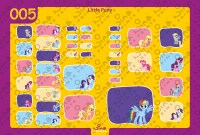 Little Pony Back to School Stickers/ Labels From Nina Prints