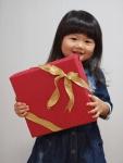 孫からのプレゼント