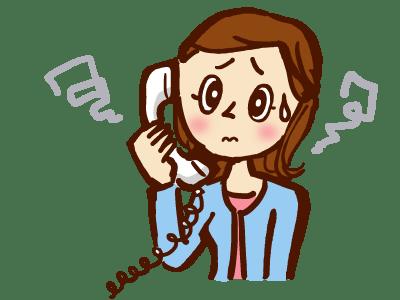 迷惑電話撃退方法~電話番号を売られていない?