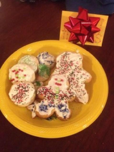 christmas dare cookies