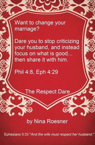 Dare to Stop Criticizing