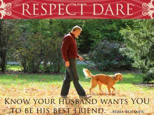be his best friend