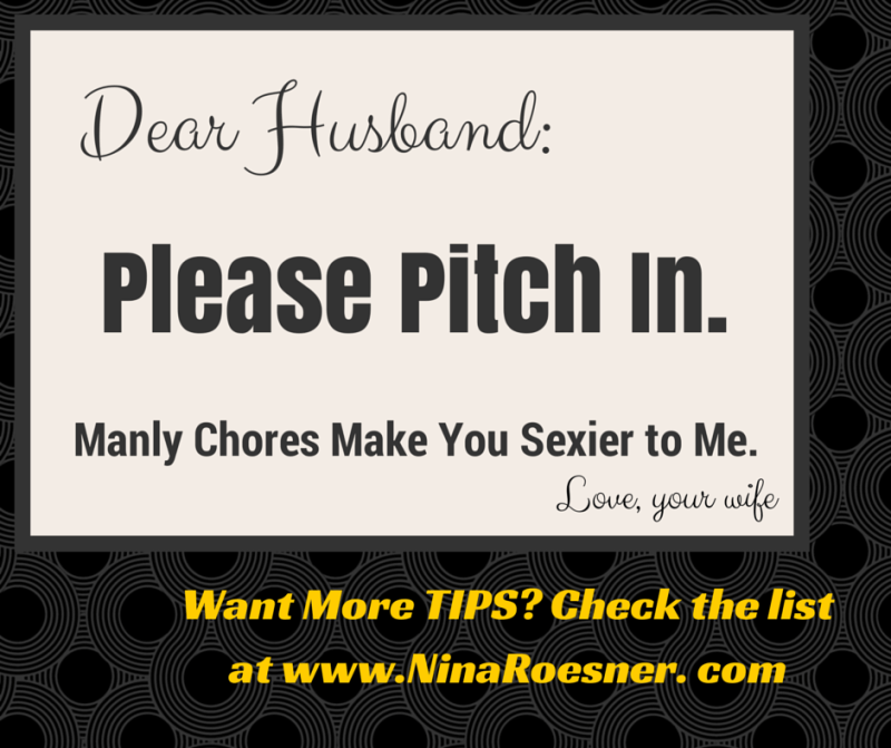 An Open Letter to Husbands    ⋆ The RESPECT Dare with Nina