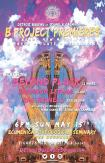 """The B Project"" - Chronos (Nina Shekhar) premiere poster"