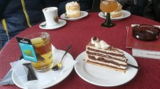 Coffee & cake in Cochem