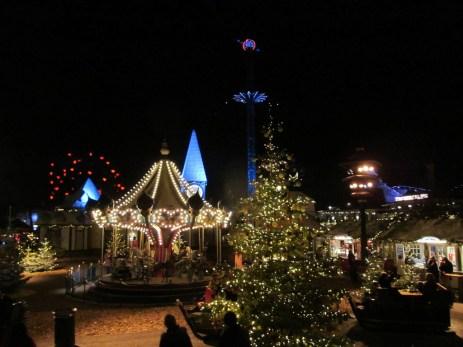 Tivoli Gardens Christmas Market