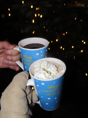 Gløgg & hot chocolate