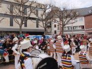 Fasching marching band