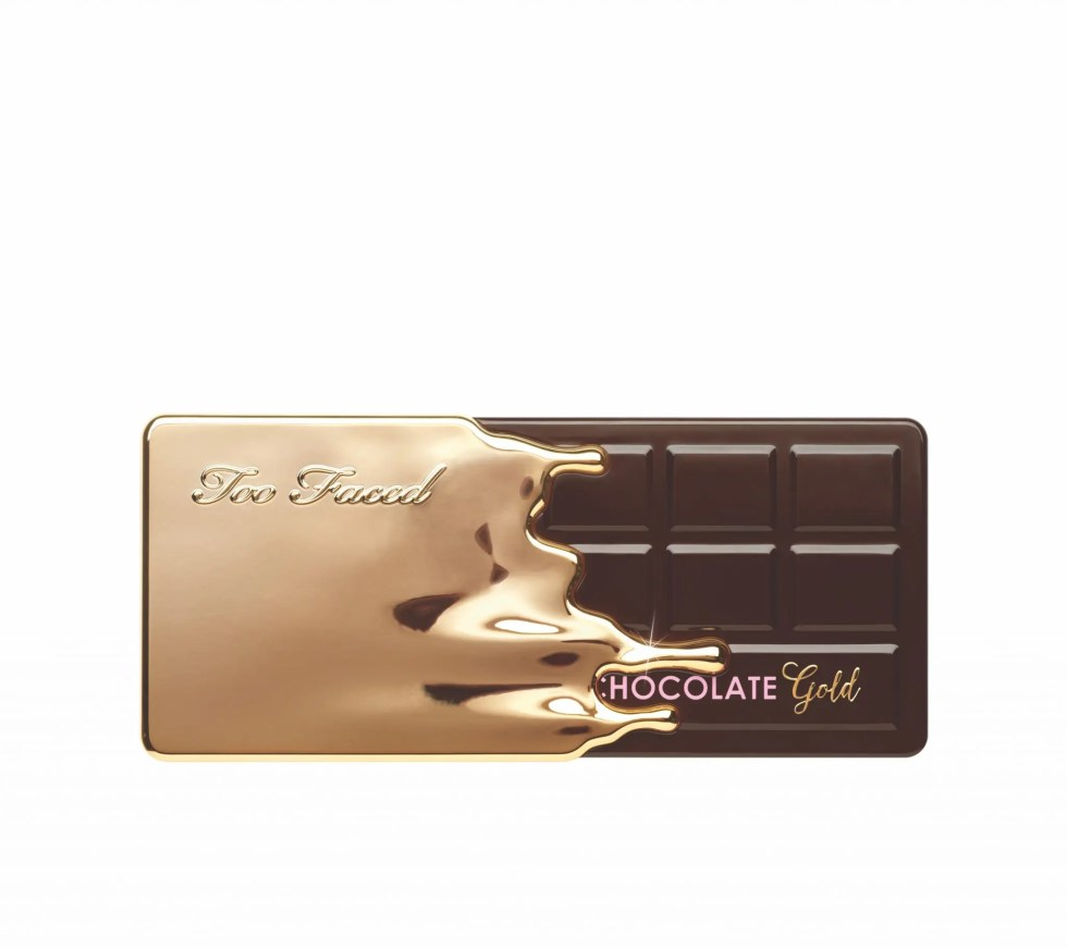 Chocolate Gold Palette Closed - AED 269