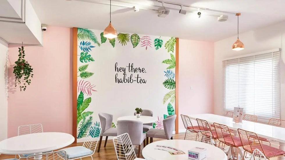 Tania's Teahouse - Upstairs 1