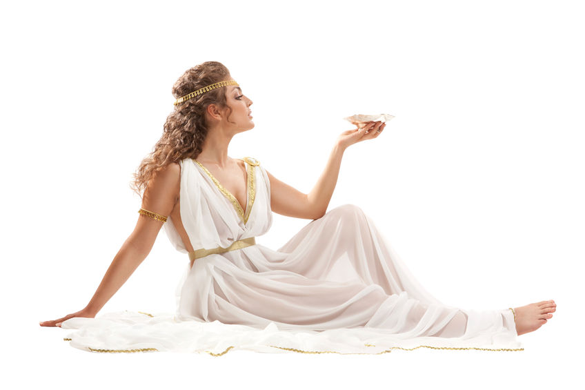 Hvilken Gresk Gudinne er du?
