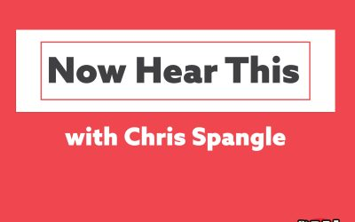 """Now Hear This with Chris Spangle"" Talks Bike Programming, a Return to Normalcy that Includes Food Initiatives, and How You Can Help."