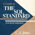 The SQL Standard