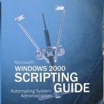 Windows 2000 Scripting Guide