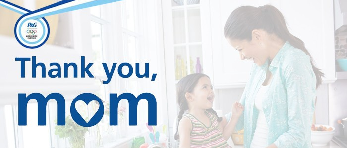 "P&G ""Thank You, Mom"""