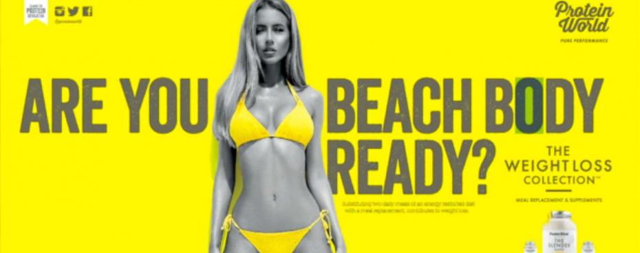"PROTEIN WORLD ""Are You Beach Body Ready?"" khuấy động London"