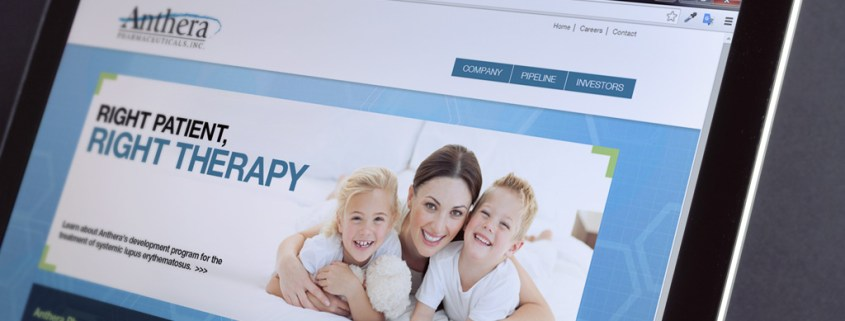 Anthera Website