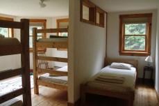 Fujiyama (dorm room #1)