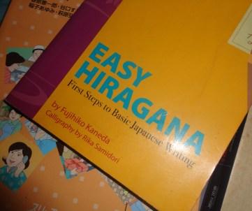easy hiragana