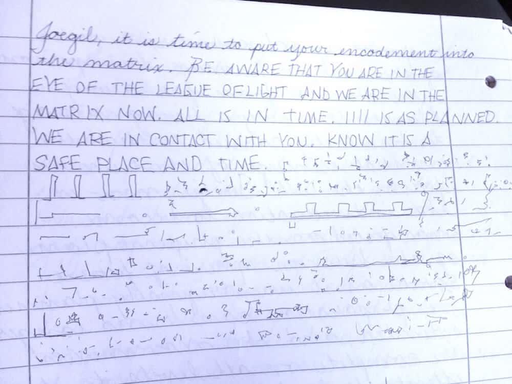 Encodements into the Matrix