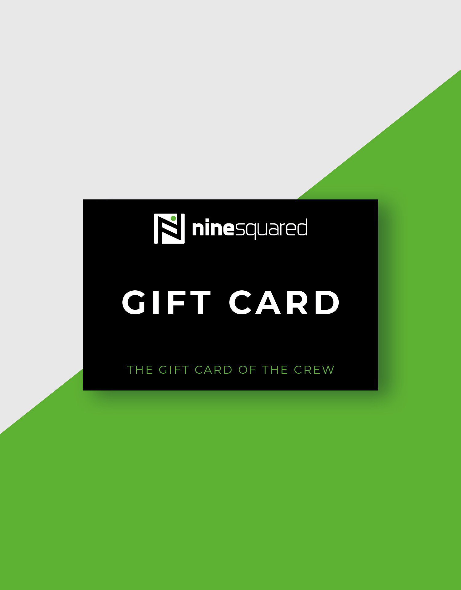 gift card ninesquared