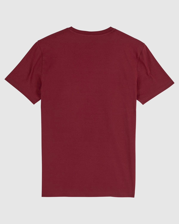 t-shirt tempo libero free uomo ninesquared
